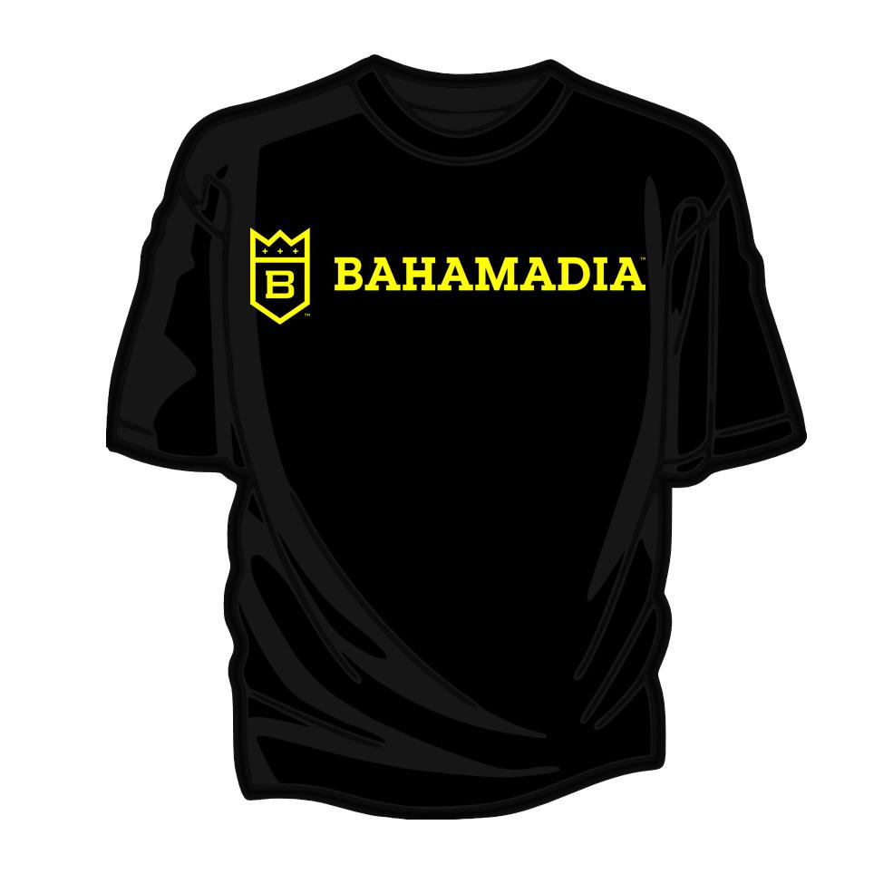 Bahamadia Logo Tee    (S/M/L/XL)