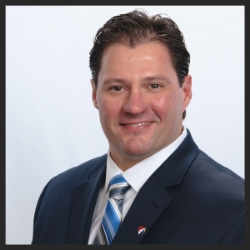 Tony Borchers, VP of Real Estate