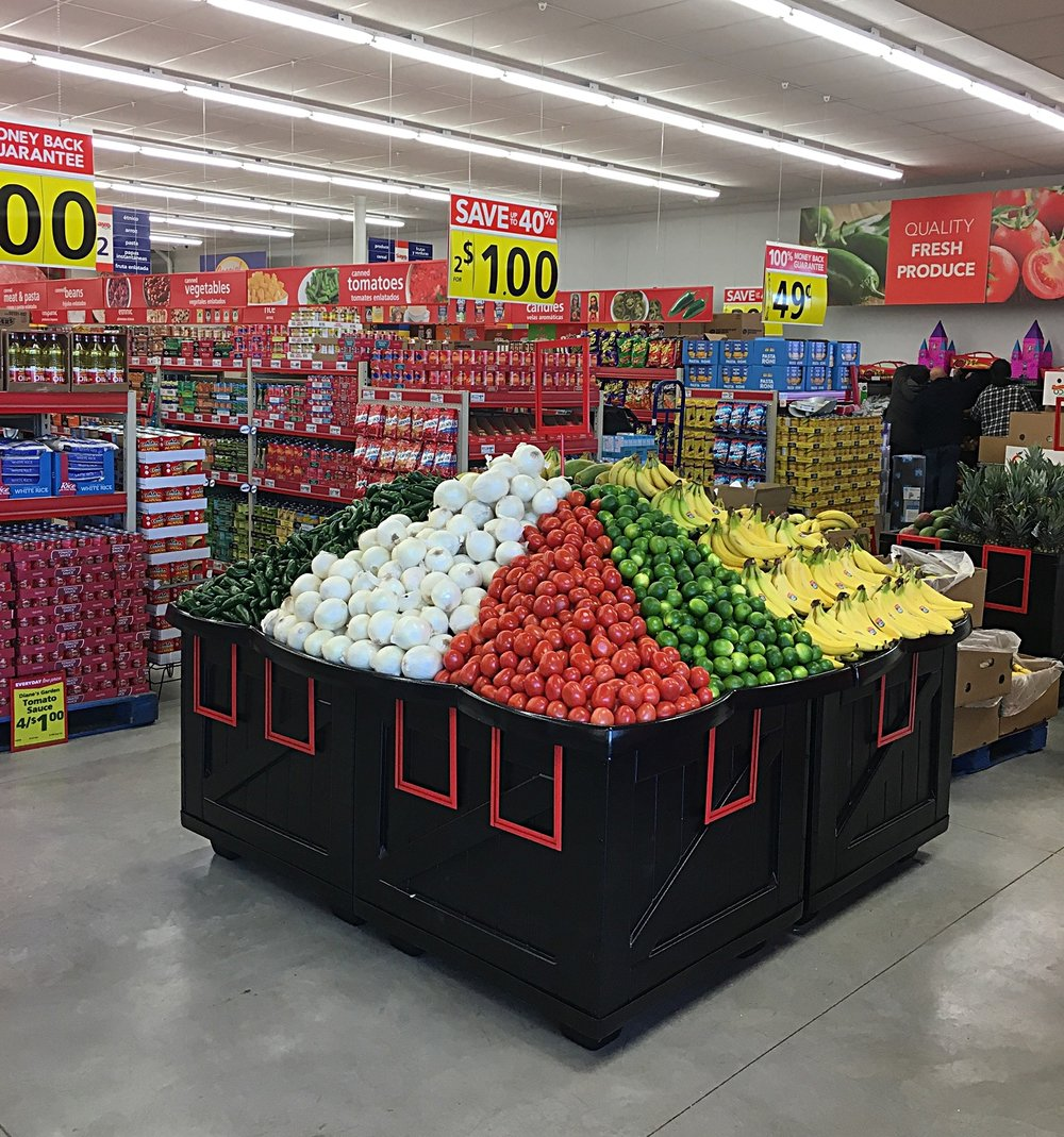 Wichita, KS fresh produce defeating a food desert