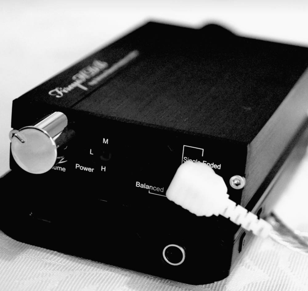 The Firestone Audio Fireeye HDB Headphone amplifier is one of the best sounding portable headphone amplifiers we have tasted.