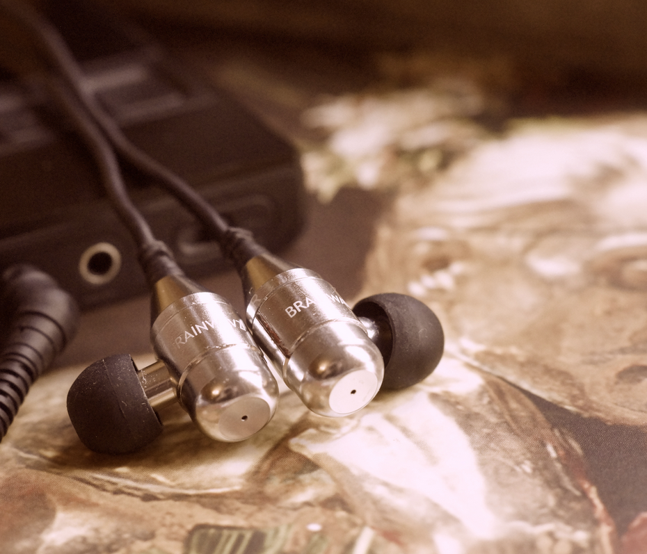 The Brainwavz R3 are one of the most looking unique earphones on the market.