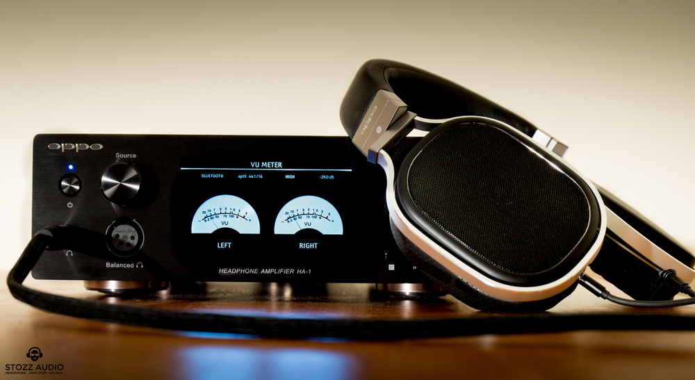 Oppo HA-1 Headphone Amplfier review was conducted with the Oppo PM-2 Planar Magnetic Headphones.