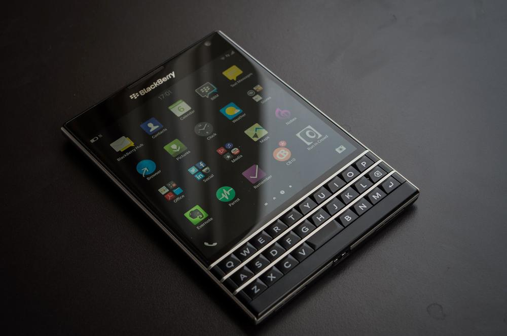 Blackberry passport tips and tricks review