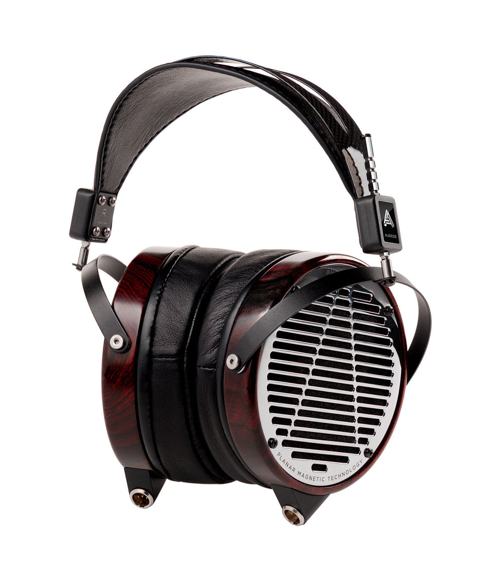 Audeze LCD-4 - Planar magnetic headphones.  The worlds most expensive headphones?