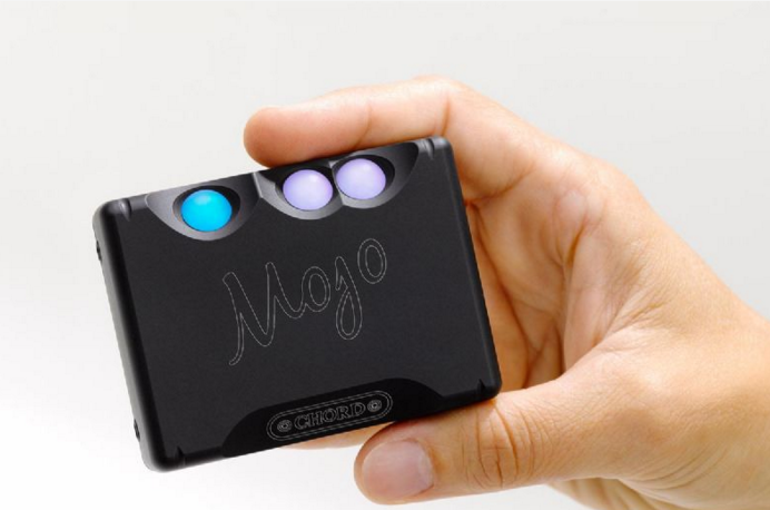 The new Chord Electronics Mojo Dac and Amplifier