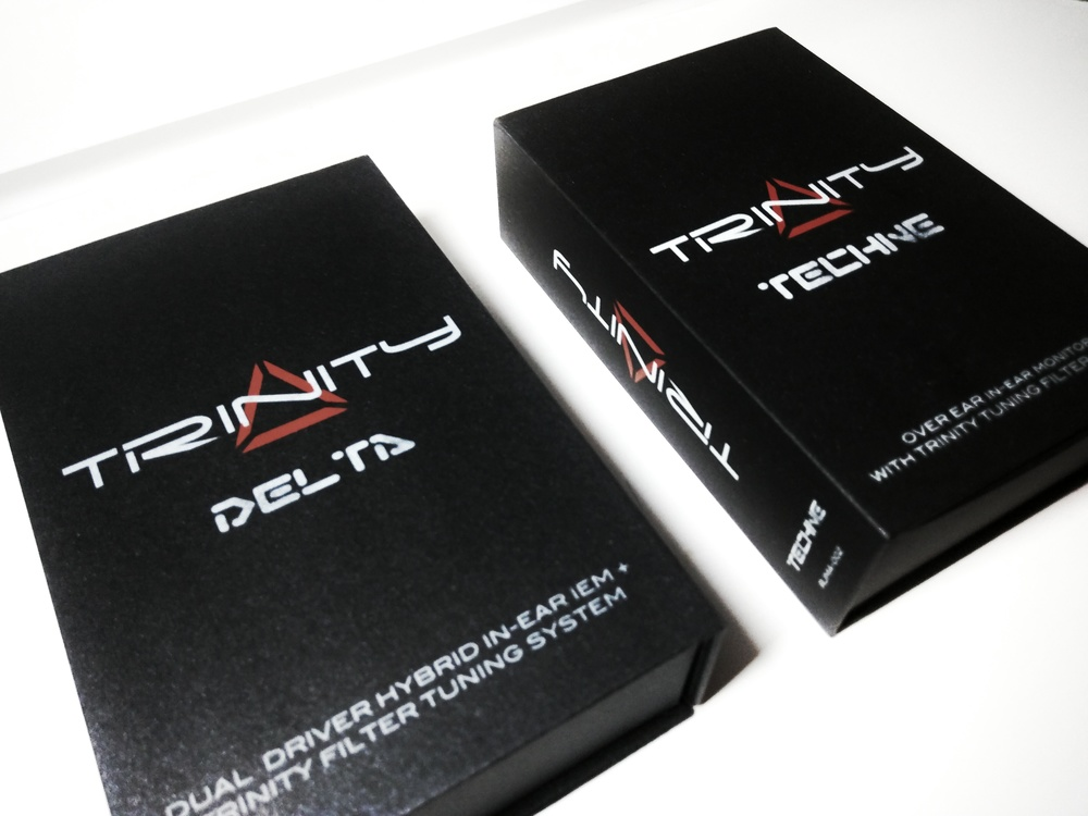Trinity Audio Delta earphones