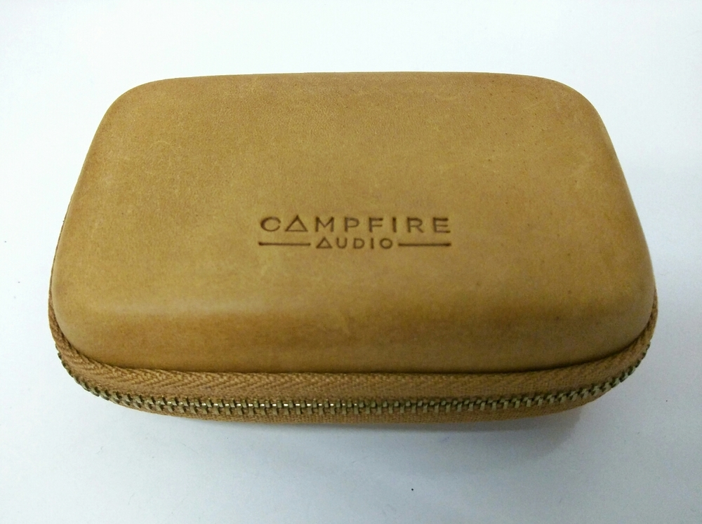 Case for Campfire Audio Jupiter.