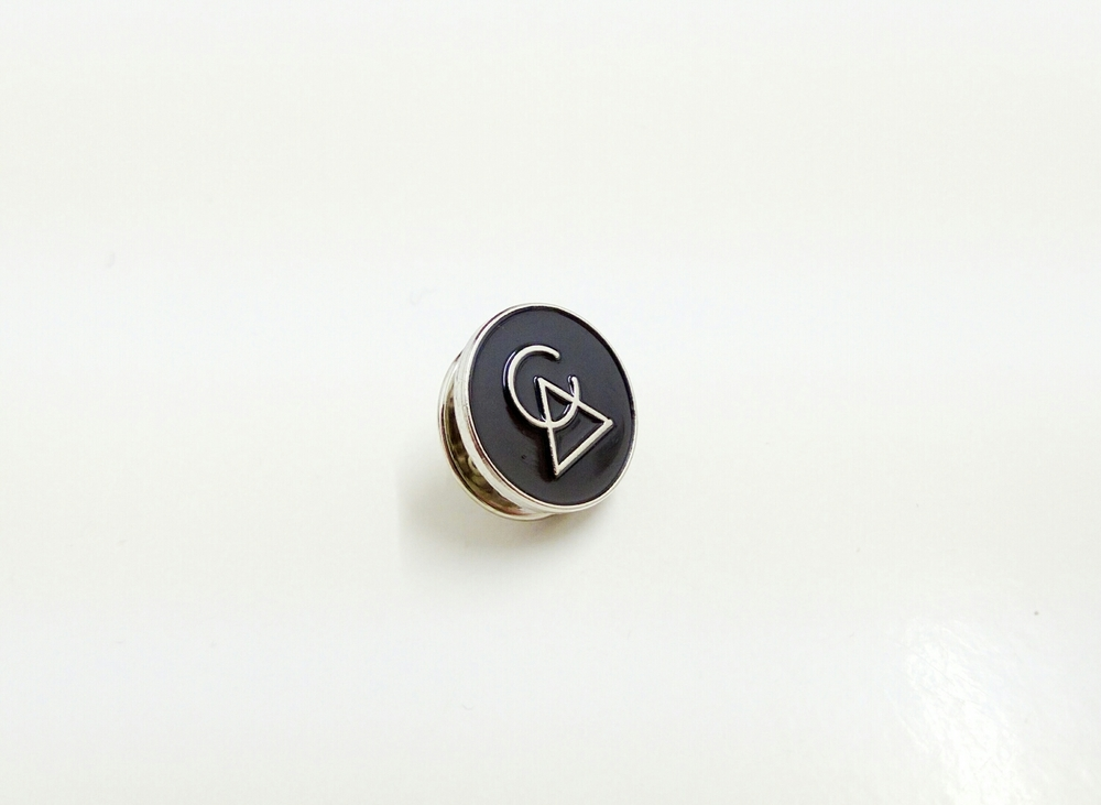 Campfire Audio pin badge. Comes free with Jupiter Earphones.