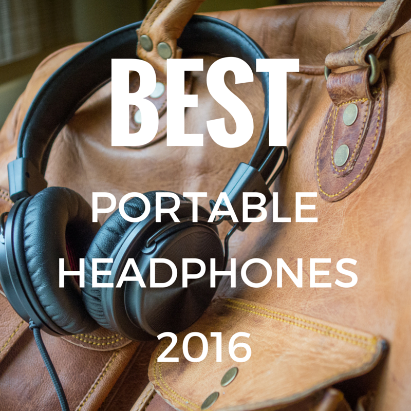 Audiophile on runs down a list of the to 5 best portable headphones in 2016.