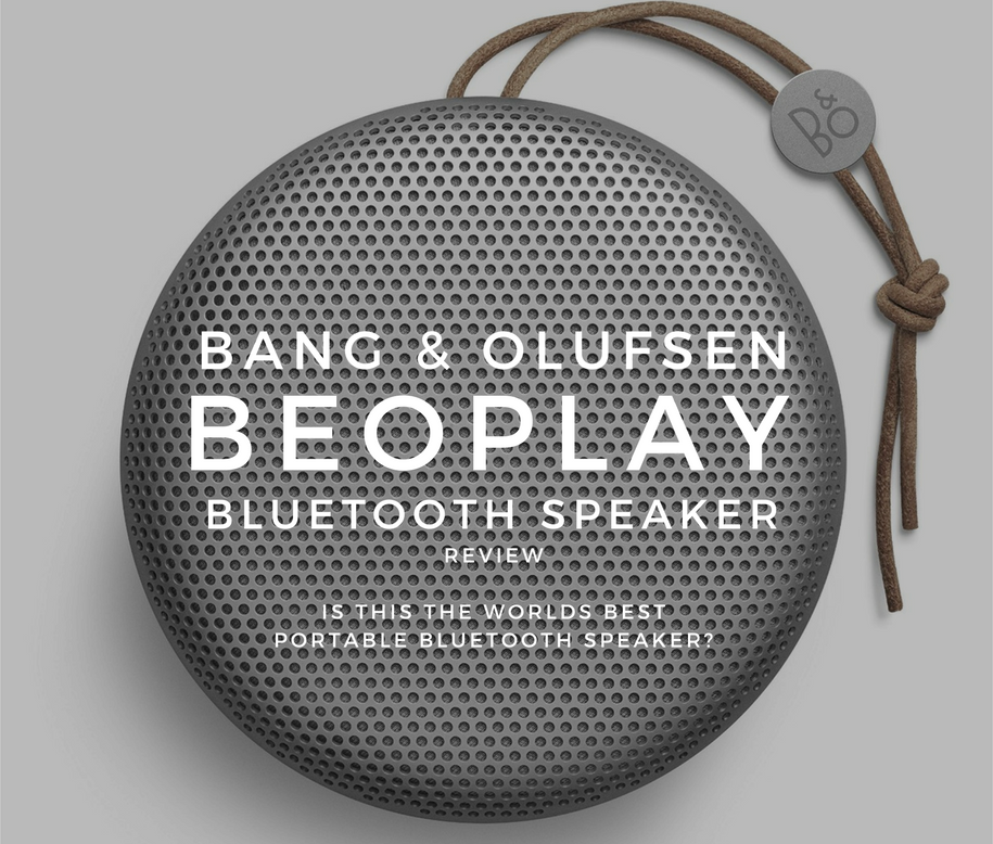 Is the Beoplay A1 portable bluetooth speaker the best in the world right now?
