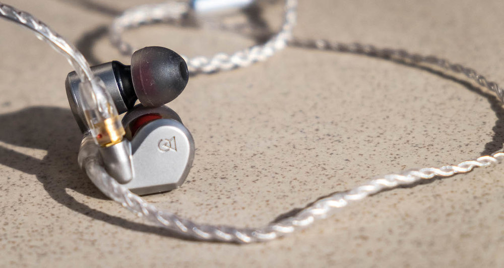Campfire Audio Vega Earphone Close-up.