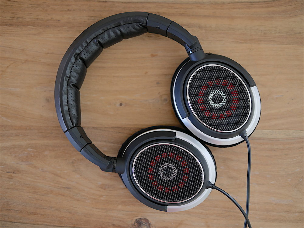 The Status Audio OB-1 Open Back Headphones