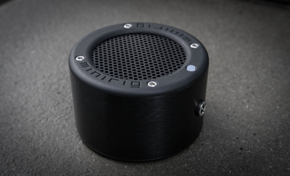 Sunning build quality combine to make the Minirig Mini the best ultraportable Bluetooth speaker on the market.