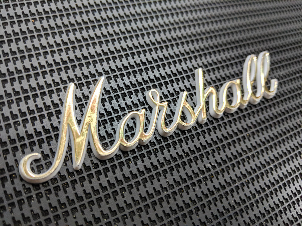 Marshall Stockwell Bluetooth Speaker Review — Audiophile On 6f44c32785901