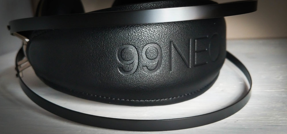 The 99 Ne headphones impressed during the review with there very comfortable design thanks, in large part to the self adjusting headband.