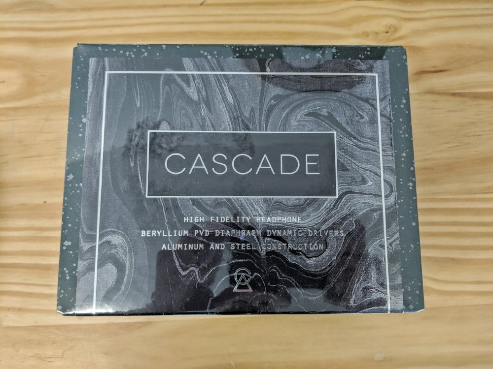 Box for the Camfire Audio Cascade