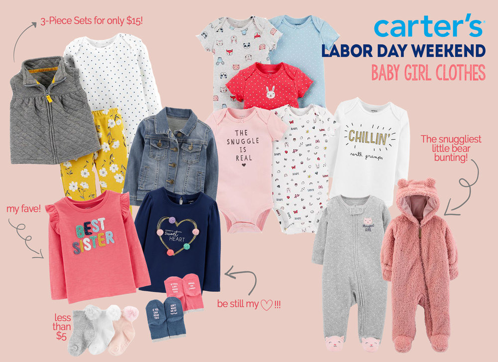 e8e748627 Carter's Labor Day Weekend Sale — The Styled Mama