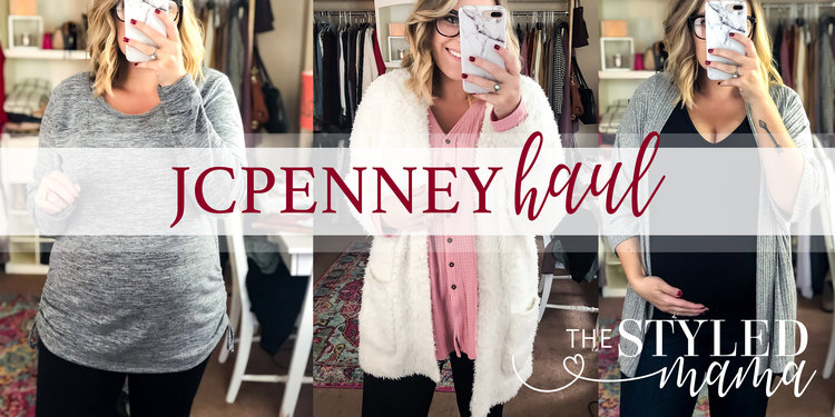 dab8426f0f9f JcPenney Haul (Everything under $30!!) — The Styled Mama