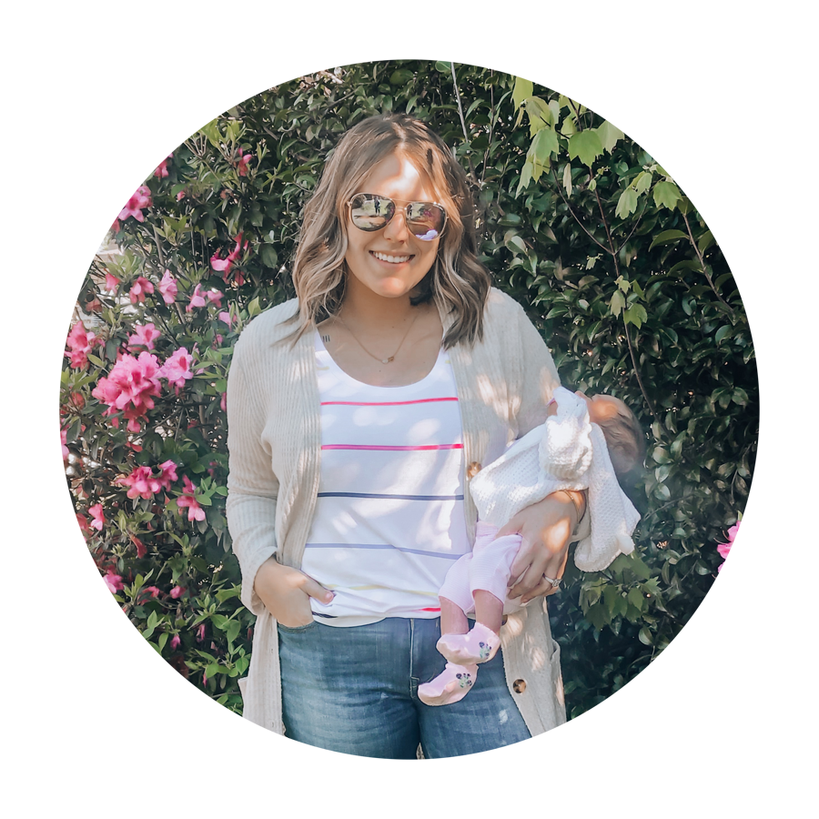 Meet Bree - the mama behind the blog!