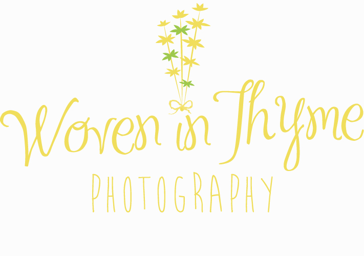 Woven in Thyme Photography