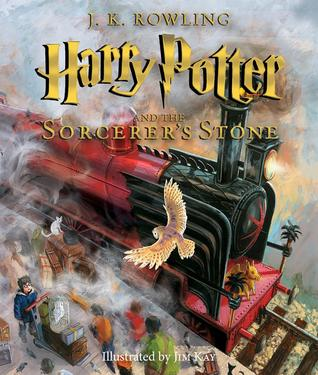 Harry Potter and the Sorcerer's Stone Illustrated