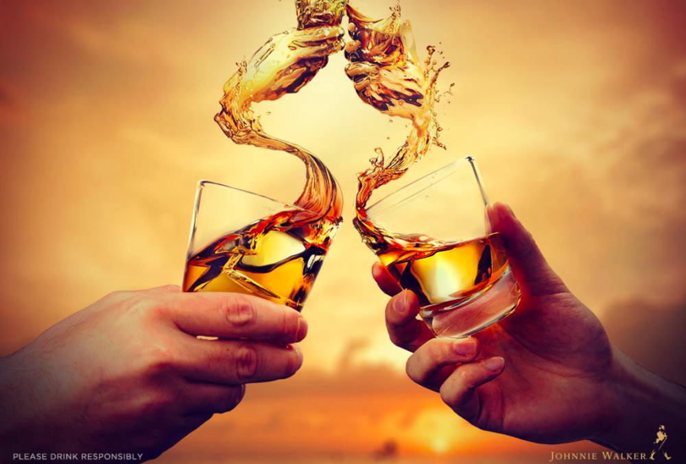 Johnnie Walker is a drink steeped in history. It was lovely to be able to create some elegant and simple content to help tell some of those rich wonderful stories on social.