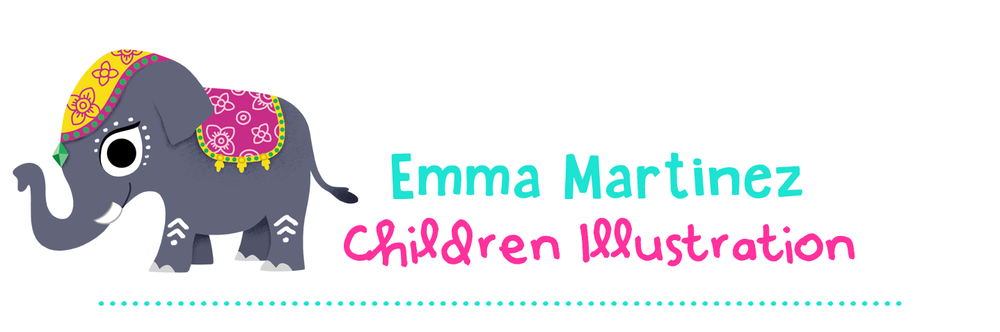 Emma Martinez Children Illustration