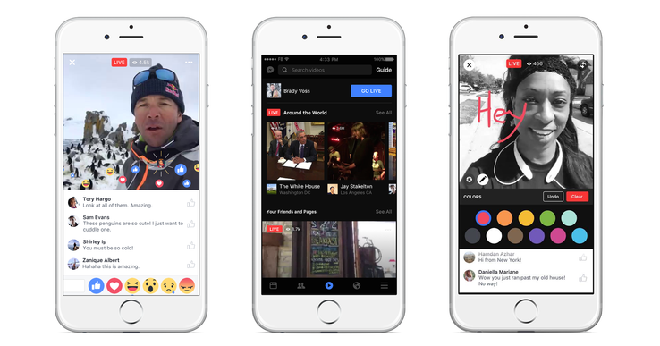 Facebook Video Discovery