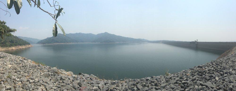 Khun Dan Prakan Chon Dam (เขือนขุนด่านปราการชล)