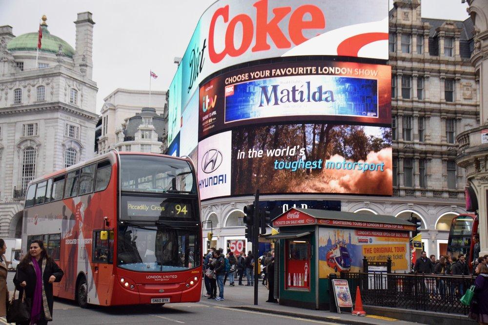 LONDON '13 - '16 🇬🇧