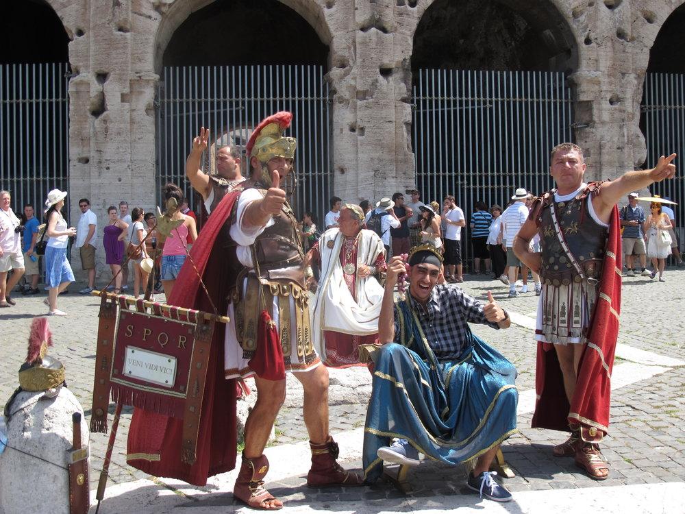 ROME '11 🇮🇹