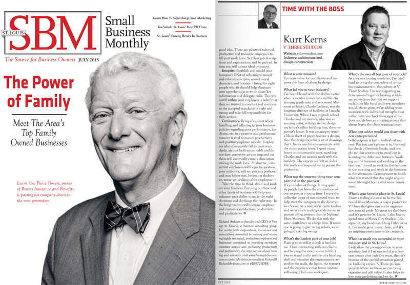 Small Business Monthly | 2015