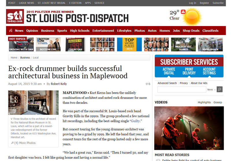St. Louis Post Dispatch | 2015