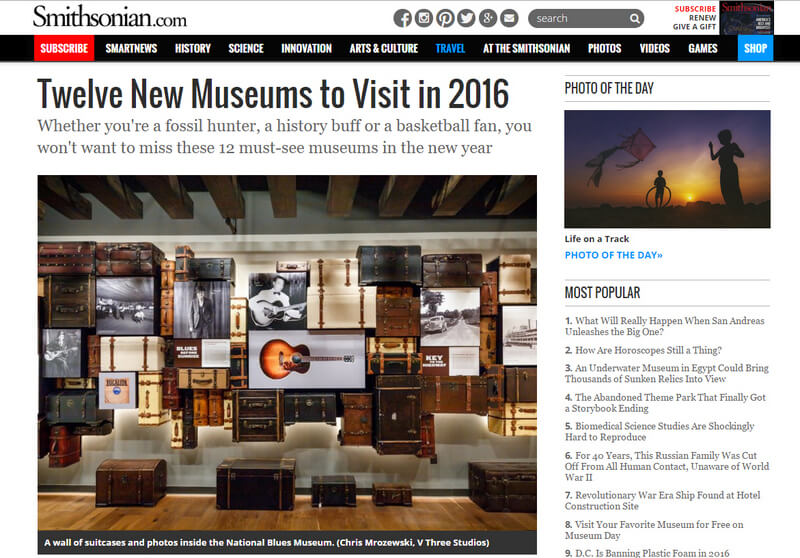 Smithsonian | 2015