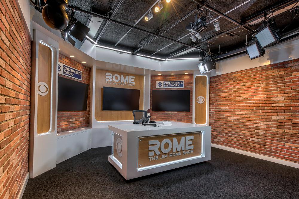 Jim Rome Studio