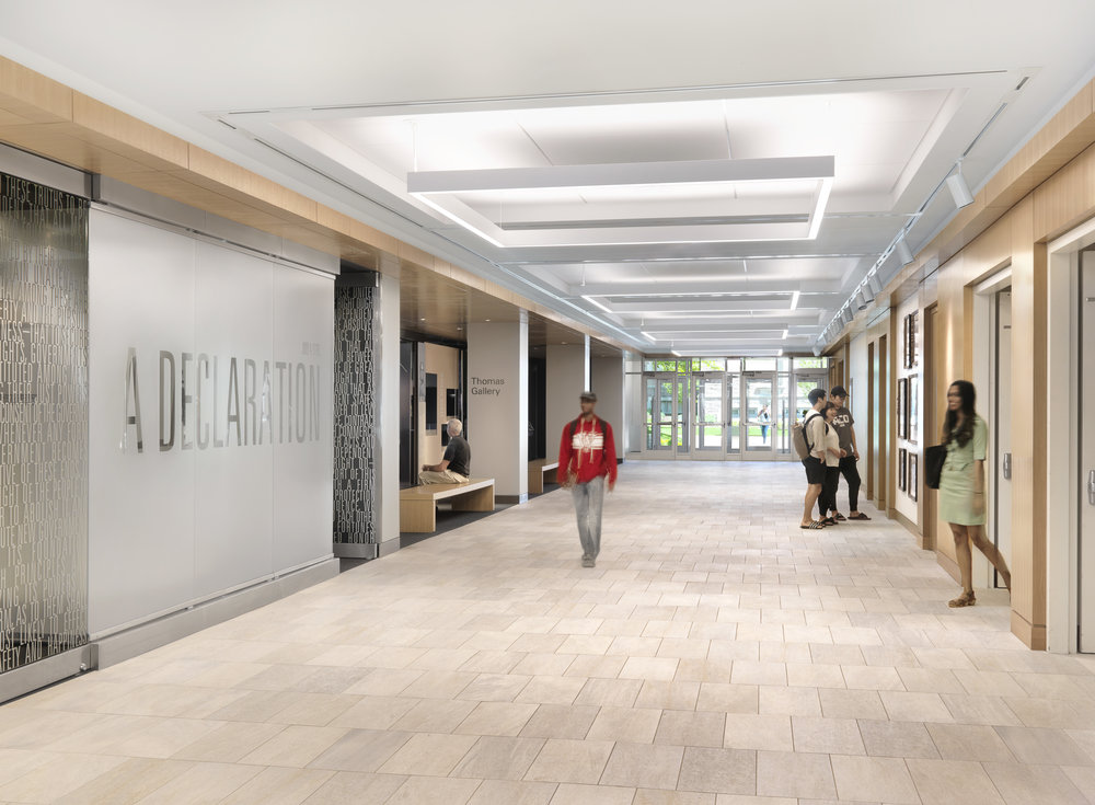 Washington University Olin Library