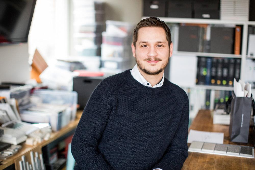 CHRIS MROZEWSKI / DESIGNER - Bachelor of Architecture, Drury University