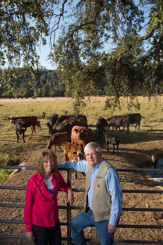 Mary & Jim Rickert.  Photo by Paolo Vescia.