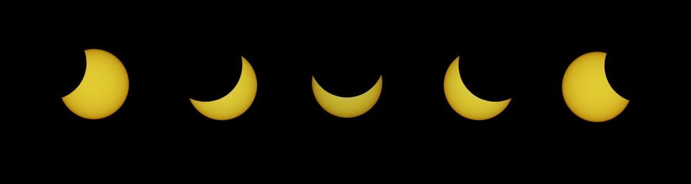 What to expect from a partial solar eclipse