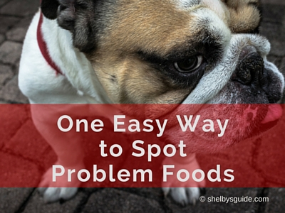 One Easy Way to Spot Problem Foods