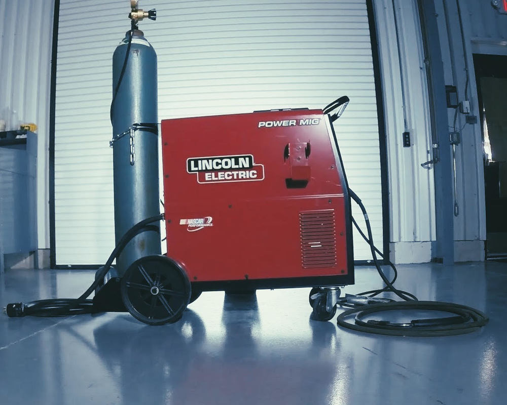 Lincoln Power MIG Welders (3)
