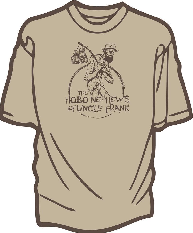 HOBO NEPHEWS OF UNCLE FRANK  HOBO TShirt