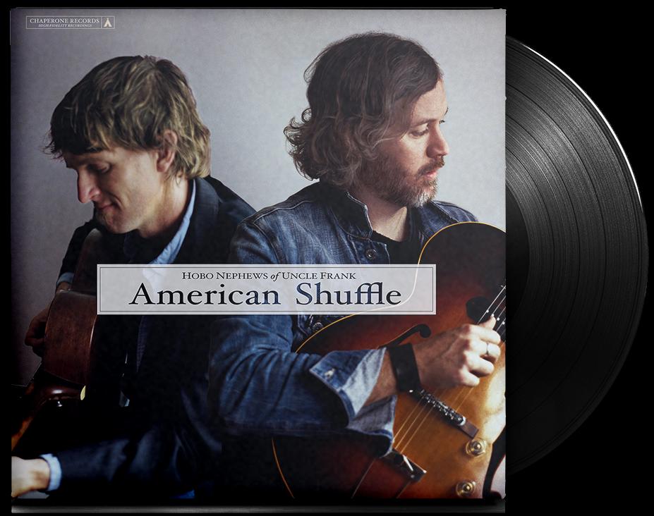 "AMERICAN SHUFFLE12"" Vinyl"