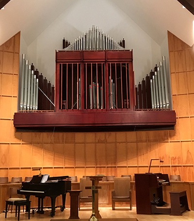 Parkway Presbyterian Church, Winston-Salem NC
