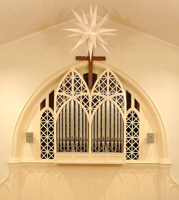 Trinity Moravian Church, Winston-Salem NC
