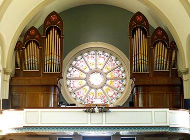 St. Mary's Church, Baldwinsville NY
