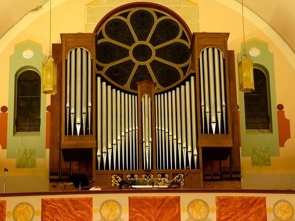 St. Matthew's Church, Syracuse NY
