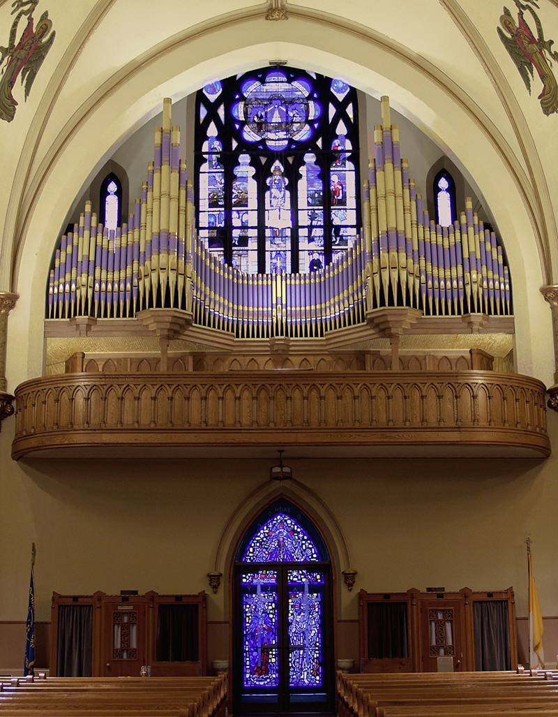 Holy Trinity Church, Utica NY