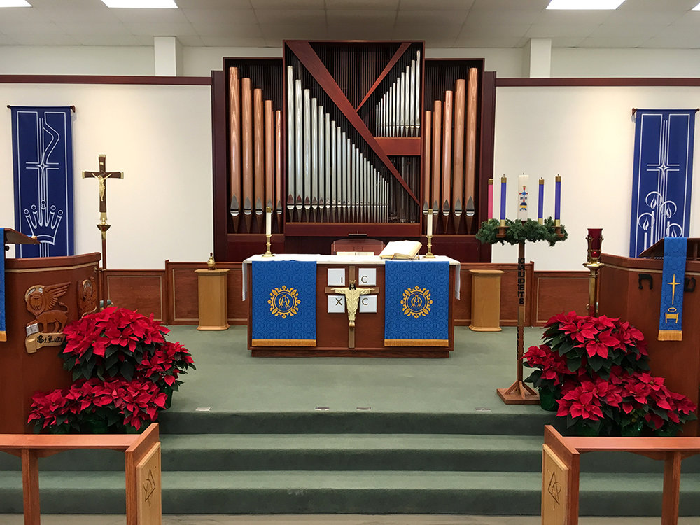 All Saints Lutheran Church, Charlotte NC