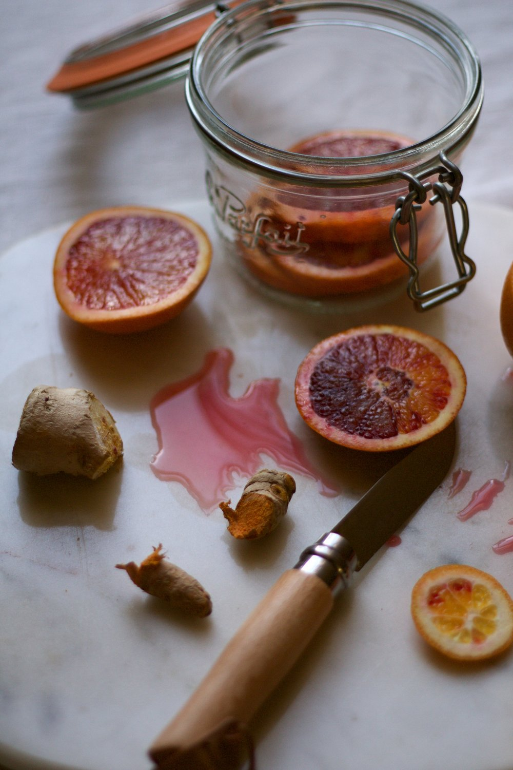 Jette Virdi's winter concoction